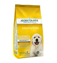 Arden Grange Weaning/Puppy rich in fresh chicken & rice 2 kg