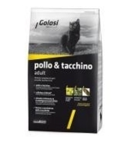 Golosi Cat Pollo and Tachino 1.5 kg