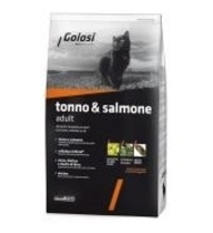 Golosi Cat Tonno and Salmone 1.5 kg