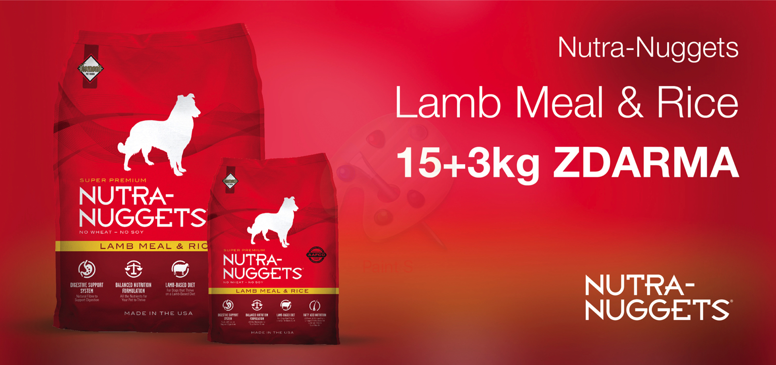 Nutra nuggets - BEST FOR DOGS.cz